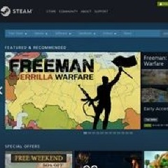 Welcome to Steam